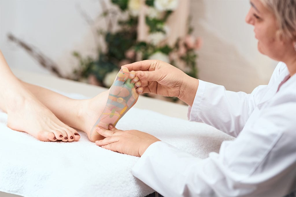 Who is a Reflexologist in Research?