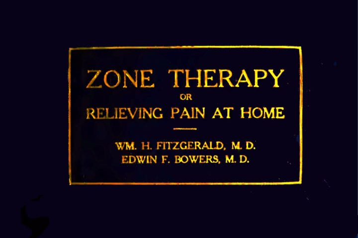 Zone Therapy or Relieving Pain at Home