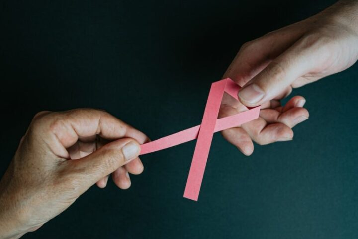 Caregiver-Reported Health Outcomes: Effects of Providing Reflexology for Symptom Management to Women With Advanced Breast Cancer